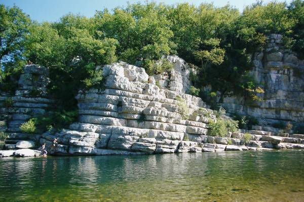 camping gorges du Chassezac